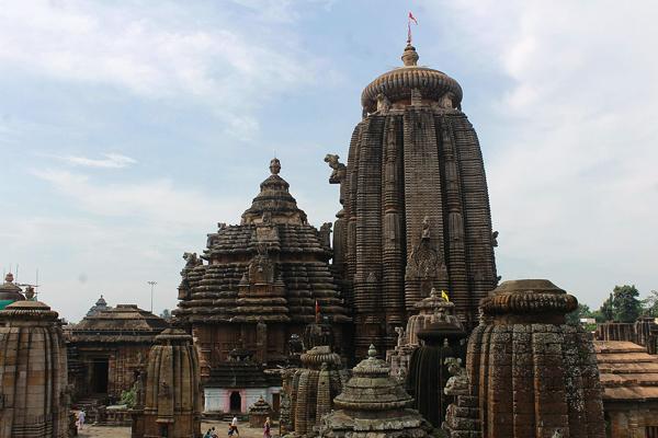 Lingraj Temple, Bhubneshwar.