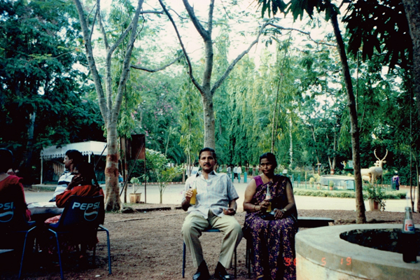 Nandankanan Zoological Park,  Bhubaneswar, Odisha.