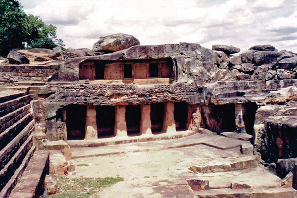 Udayagiri and Khandagiri Caves, Bhubneshwar, Odisha