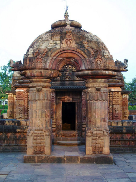 Mukteshvara Temple / Odisha, India.
