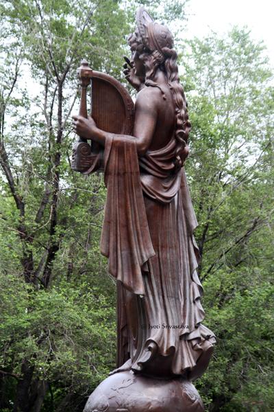 Spirit of Music Statue - by Albin Polasek