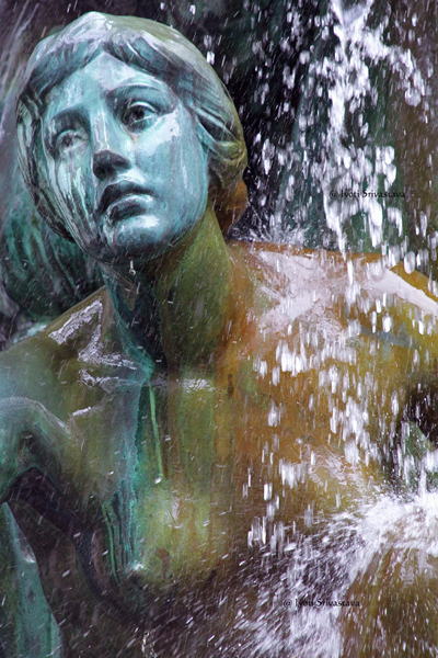 Fountain of the Great Lakes - by Lorad Taft