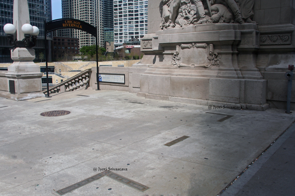 Site of Fort Dearborn