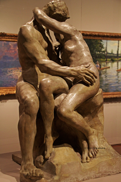 The Kiss [Paolo and Francesca] - Auguste Rodin
