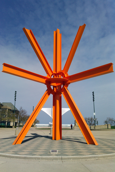The Calling by Mark di Suvero