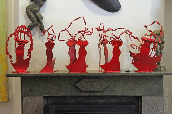2010 Studio Visit: Ruth Aizuss Migdal