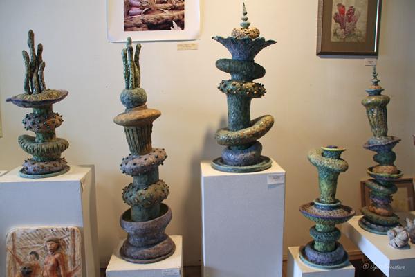 2010 Studio Visit: Sharon Bladholm