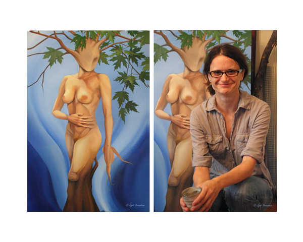 2010 Studio Visit: Jennifer Dickson