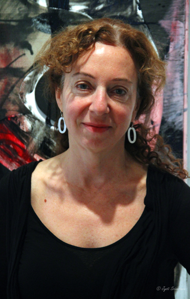 2010 Studio Visit: Ginny Sykes