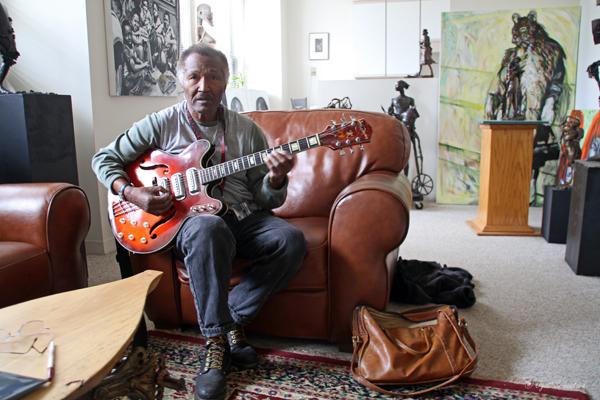 2010 Studio Visit: Preston Jackson