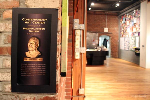 2011 Studio Visit: Preston Jackson / Preston Jackson Gallery at the Contemporary Art Center, Peoria