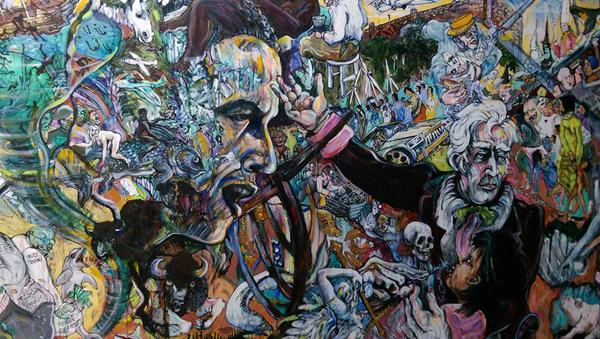 2011 Studio Visit: Preston Jackson