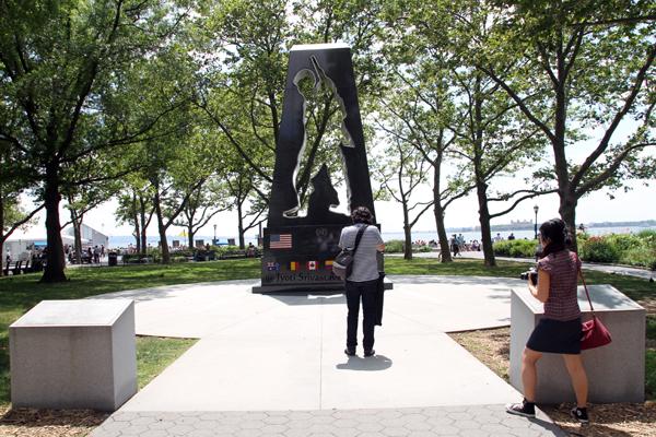 Korean War Veterans Memorial - by Mac Adam
