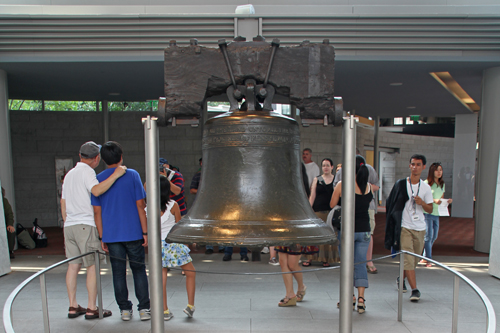 Liberty Bell - Inscription