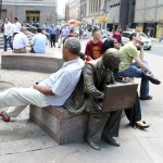 Double Check - by J. Seward Johnson