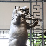 Lehman Gates - by Paul Manship
