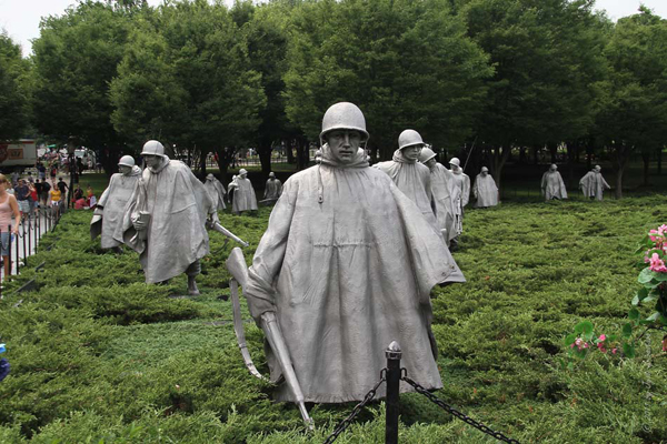 Korean War Veteran Memorial