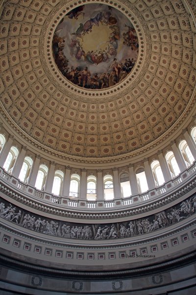 Rotunda / United States Capitol Building,  Washington, D.C.