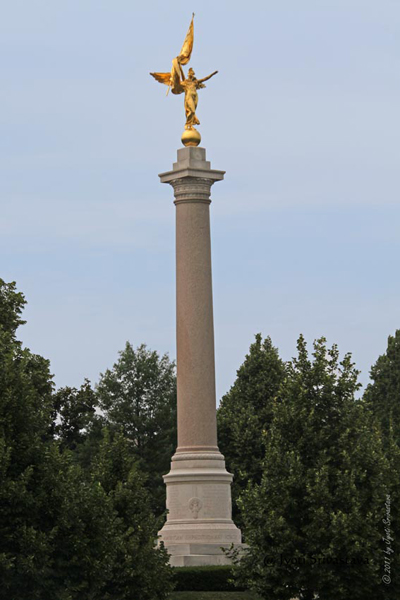Head of Victory / First Division Memorial