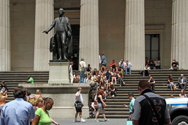 The Federal Hall National Memorial