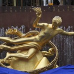 Prometheus – by Paul Manship