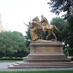 Sherman Monument - by Augustus St.Gaudens