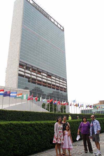 United Nations, New York City