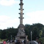 Columbus Monument - by Gaetano Russo