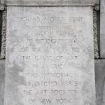 Richard Morris Hunt Memorial
