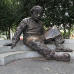 Albert Einstein Monument