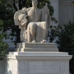 Guardianship - by James Earle Fraser [National Archives Building]
