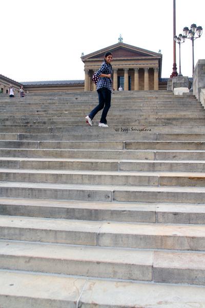 The Rocky Steps / Philadelphia