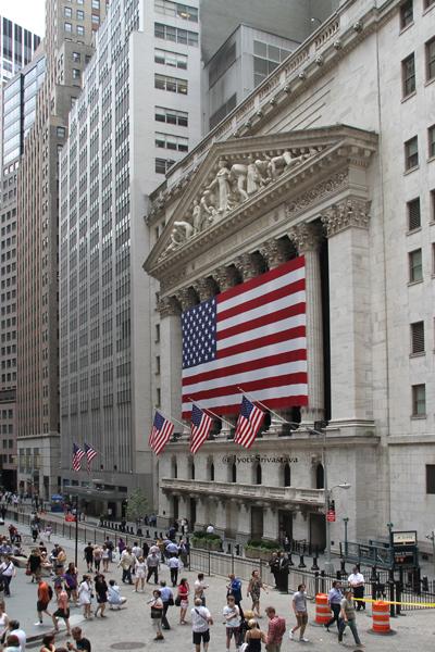 he New York Stock Exchange Building