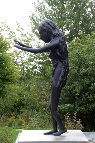 Sleepwalker - by Kiki Smith