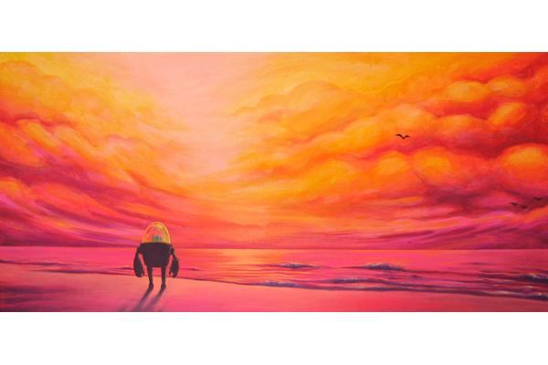 Daybreak [2009]- by Jason Hawk.