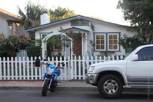 383 Magnolia [1919.] / Heritage Cottage /  Laguna Beach, California.