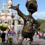 Disneyland Park, Anaheim.