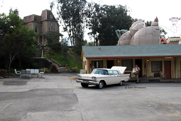 Studio Tour /  Universal Studios Hollywood