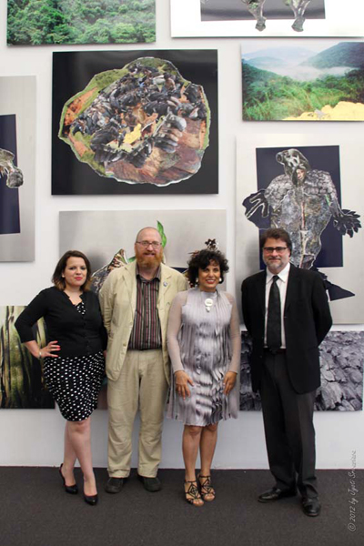 2012 Opening Reception: Denise Milan: Mist of The Earth