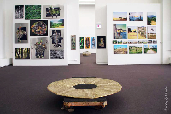 2012 Exhibition: Denise Milan: Mist of the Earth / Paradise Lost