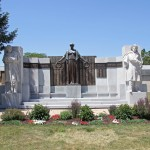 The Soldier's Monument – by Lorado Taft