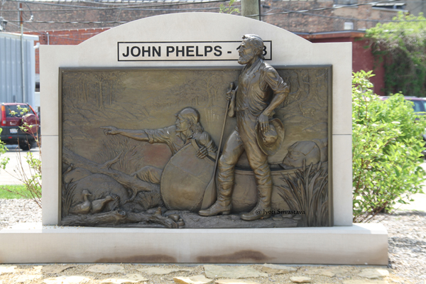 John Phelps – by Steven Carpenter