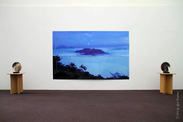 2012 Exhibition: Denise Milan: Mist of the Earth / Paradise Regained