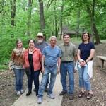 Eagle's Nest Art Colony - founded by Lorado Taft