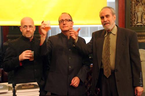 Mathew Wilson, Adam Brooks, Lanny Silverman