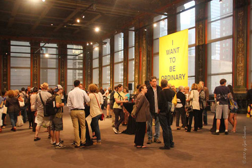 Opening Reception: Industry of the Ordinary
