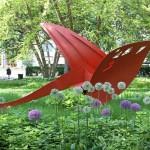 Flying Dragon - by Alexander Calder