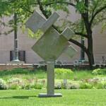 Cubi VII - by David Smith