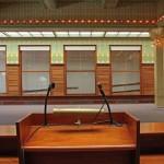 Original Chicago Stock Exchange Trading Room