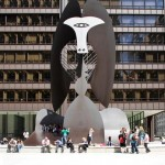 Daley Plaza: Untitled [called The Picasso] – By Pablo Picasso..